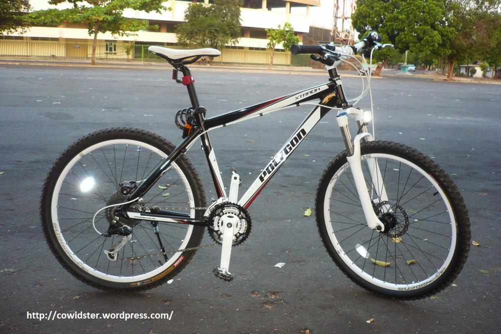 Sepeda Polygon Xtrada 5.0