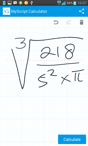 MyScript_Calculator