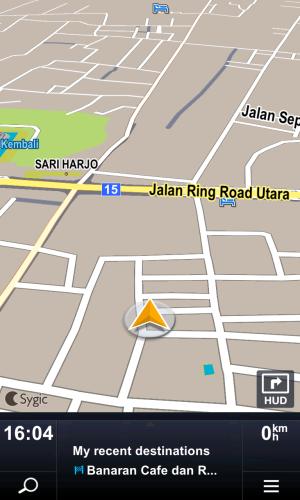 GPS - Sygic